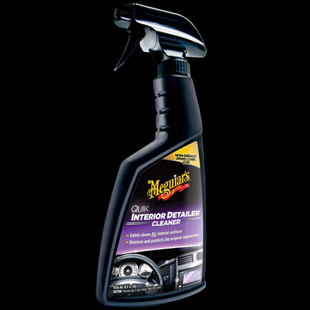 meguiars quik interior detailer creative auto. Black Bedroom Furniture Sets. Home Design Ideas