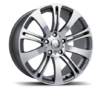 Set of 4 Riva MVE Matt Grey Alloy Wheels