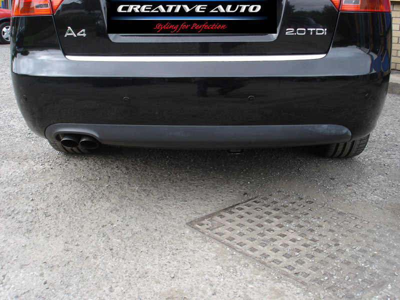 Car Parking Sensors Fitted In Leeds
